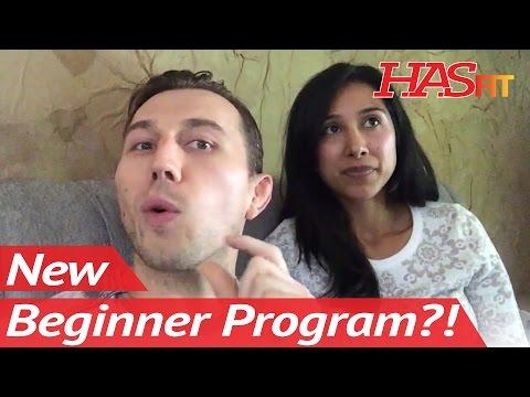 Where is the new Beginner Program?!?!