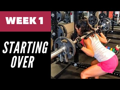 WEEK 1 – KETO DIET FITNESS COMPETITION
