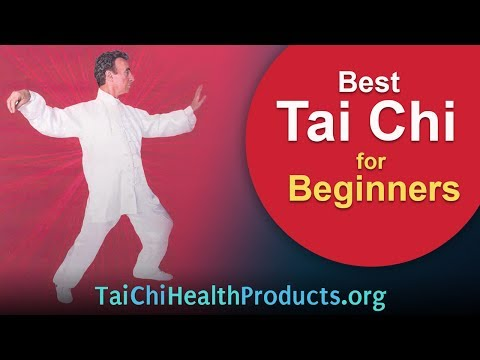 Best Tai Chi for Beginners – join in – 8-minute exercise