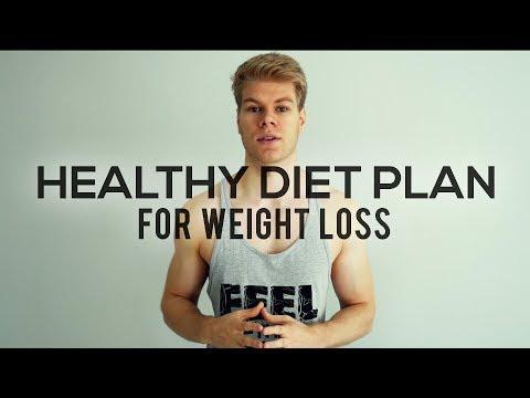 Best Healthy Diet Plan For Weight Loss | Men & Women