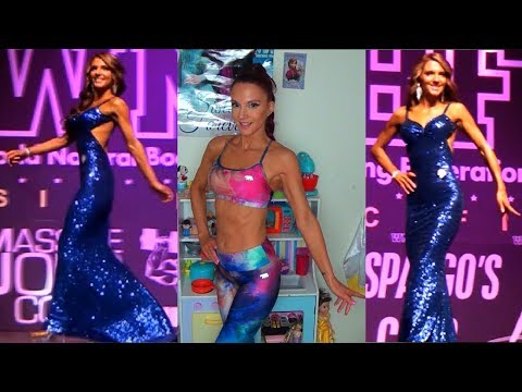 Fitness Modelling Competition Tips For Beginners