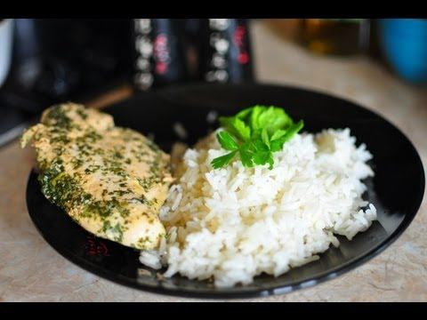 Fitness baked chicken breasts