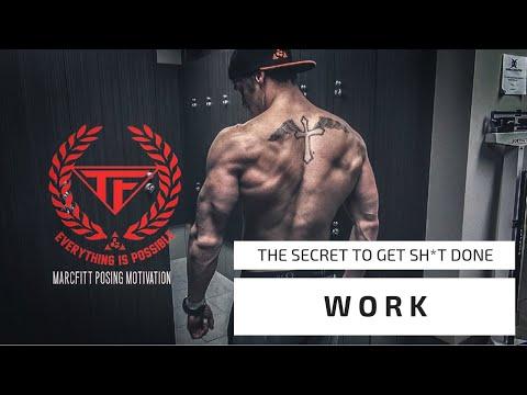 Aesthetic Fitness Motivation – Work Ethic 🦁  | Marc Fitt