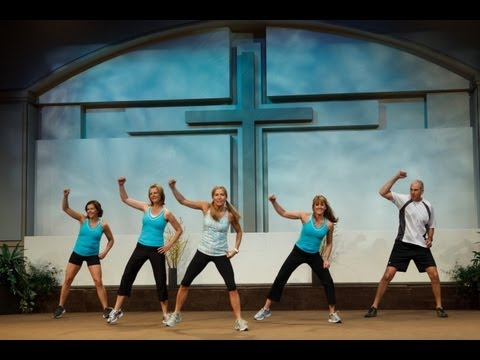 Faithful Workouts Fitness Video: Total Body Workout