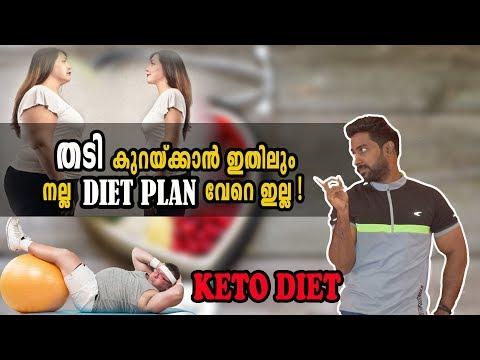 | DIET PLAN FOR FAST FAT LOSS – KETOGENIC DIET |Malayalam Video | Certified Fitness Trainer Bibin