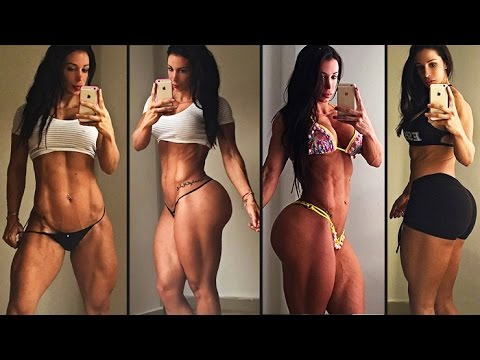 ANA COZAR – Fitness Model: Exercises to Build Powerful Legs, Hips, Thighs and Butt @ Spain