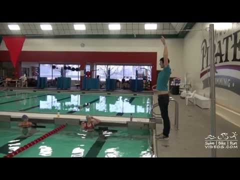 Beginner Swimming Drills: Balance Drill (Part 1 of 4)