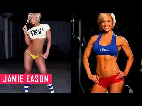 JAMIE EASON Full Body Workout & Diet Plan
