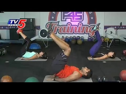 F45 Training   Workouts By Celebrity Fitness Trainer Pradeep   Lesson #1   TV5 News