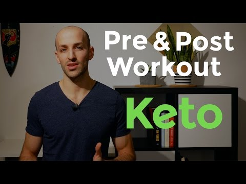 Pre & Post Workout on Keto | My experience | Low Carb Ketogenic Diet