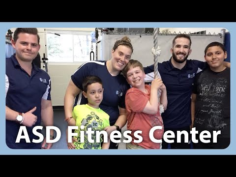 At ASD Fitness Center, Those With Autism Can Be Healthy and Happy!
