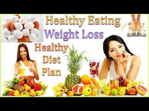Top 10 steps to a healthy Eating / Diet  plan By B.S Fitness | 2018