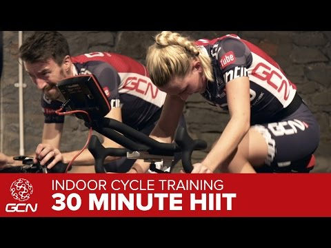 30 Minute High Intensity Indoor Cycling Workout –Fat Blast Fast