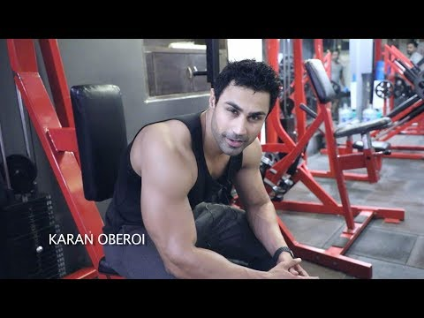 Top Fitness Model KARAN OBEROI Elaborates 3 Pillars of Fitness For Aspiring Fitness Models