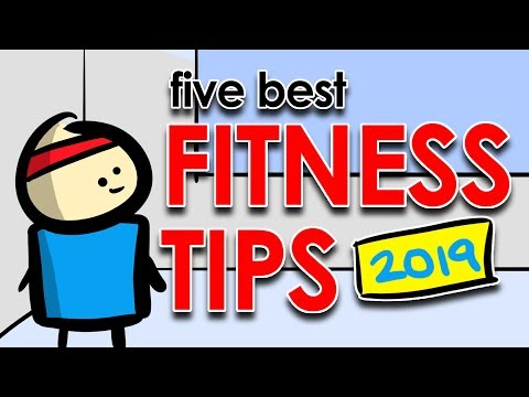 The Best Fitness Tips for 2019! (My Top 5)