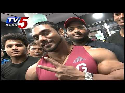 Solitaire Fitness New Branch Opening in Hyderabad | TV5 News