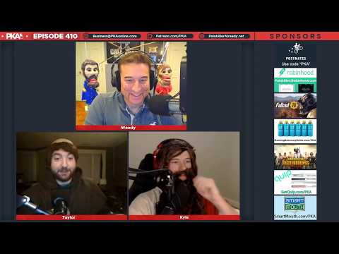 PKA 410   Halloween Edition, PKA Fitness Competition, Megyn Kelly Fired