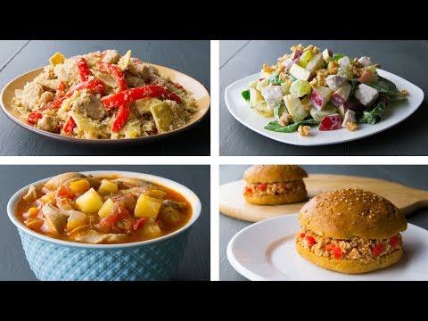 4 Healthy Chicken Recipes For Weight Loss
