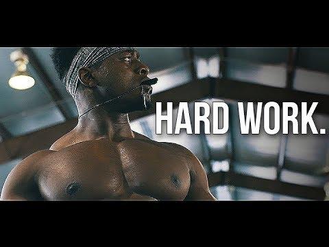 WE WORK HARD! – FITNESS MOTIVATION 2019 💪