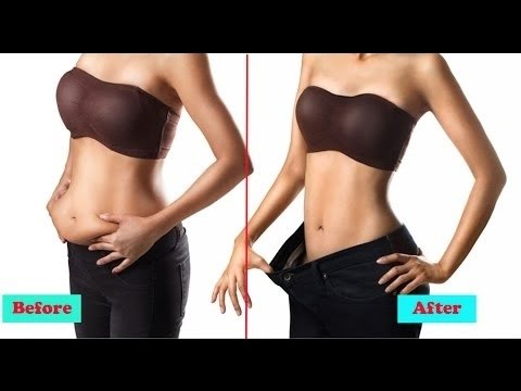 How To Lose Belly Fat In 7 Days    No Diet, No Exercise   100% effective remedy ( winter special )