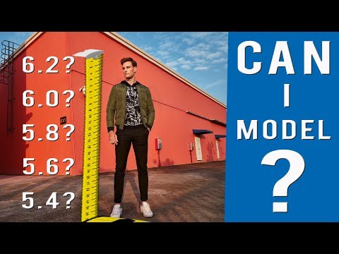 Can I Be A Model If I Am Short?  (If I'm 5'4 5'6 5'8 6'0?)