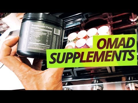 The Best Workout Supplements (For A Fasting Diet)