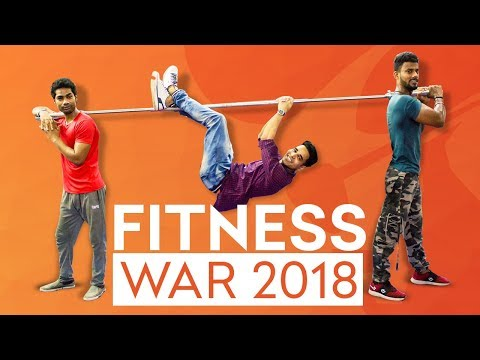 Indian Fitness Competition 2018| Fitness Workout for Men (Hindi)