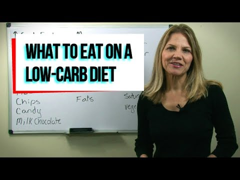 You've Cut Carbs…Now What Do You Eat?