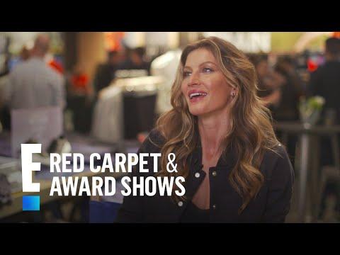 Gisele Bundchen Shares Diet and Fitness Secrets   E! Red Carpet & Award Shows