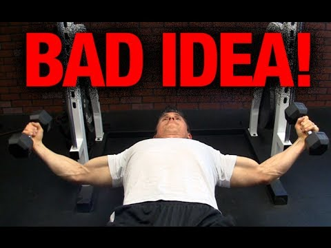 TOP 5 WORST EXERCISES (Stop Doing These!!)