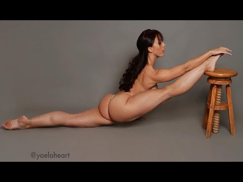good out x search for authentic beautiful style Yaela Heart 🧘 The queen of Stretching & Yoga 🧘 Dancer and ...
