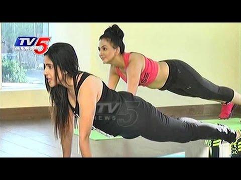 Fitness Expert Nisha Pushpavanam Yoga Sessions | Lesson #2 | Telugu News | TV5 News