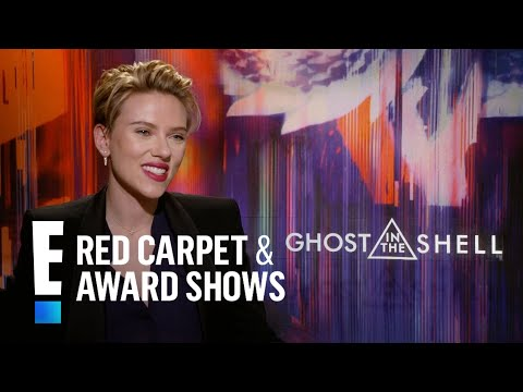 "Scarlett Johansson's Strict Fitness & Diet for ""Ghost in the Shell"" | E! Red Carpet & Award Shows"