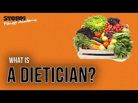 What is a Dietitian? | Storm Fitness Academy