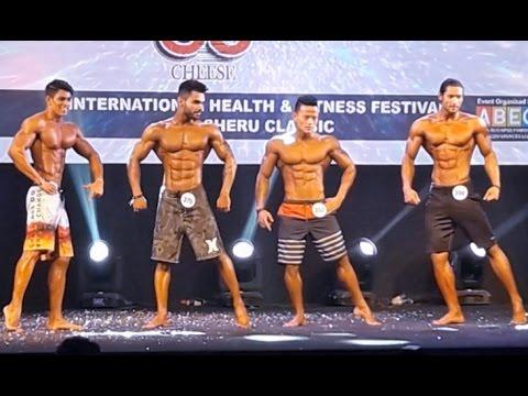Male Fitness Model Search Contest At IHFF Sheru Classic 2016 Mumbai India – Full Coverage 1080p