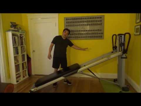 Total Gym Functional Fitness Exercises