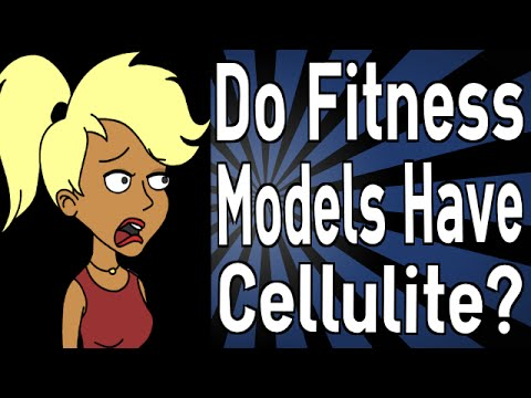 Do Fitness Models Have Cellulite?