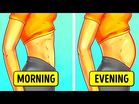 5 Types of Belly That Aren't Caused by Excess Weight