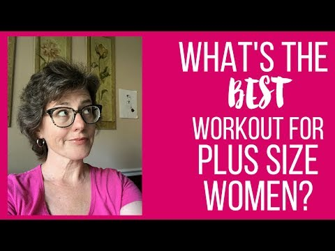 Best Workout for Plus Size Women (and Beginners Too!)