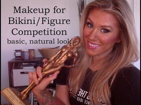 Competition Makeup Tutorial