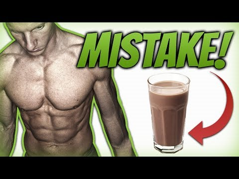 Post Workout Nutrition: Protein Shake for MUSCLE GAIN [Avoid This MISTAKE]