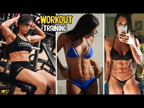 GABRIELA DEZAN – Fitness Model: Workout and Exercises for Women @ Brazil