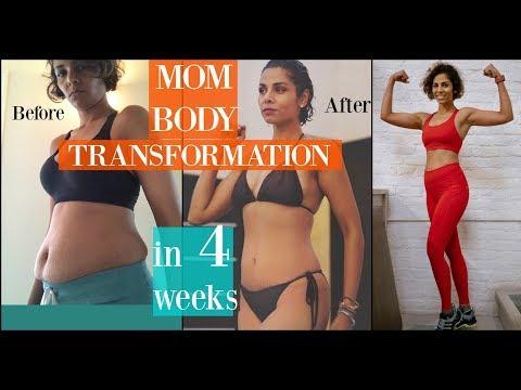 4 WEEK BODY TRANSFORMATION CHALLENGE 2019/ Diet, Workout and Method