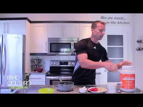 How To Make Oatmeal Taste Good (BANANA SPLIT PROTEIN OATS RECIPE)