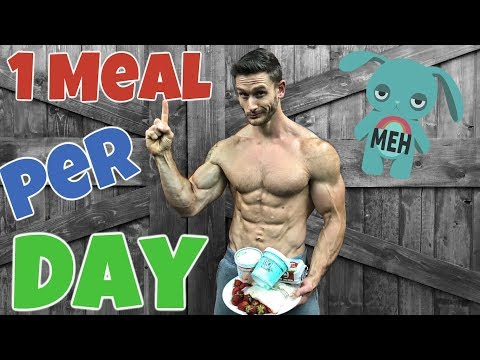 OMAD Diet vs. Intermittent Fasting (16/8): Does One Meal a Day Work? Thomas DeLauer