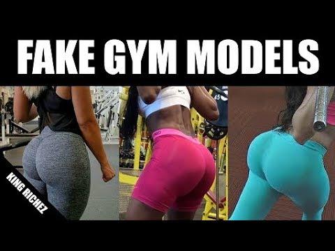 Fake Fitness Models On Instagram