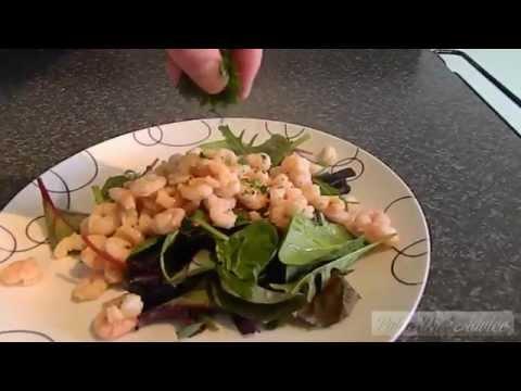 Paleo Shrimp Recipes | Lemon Garlic Shrimp