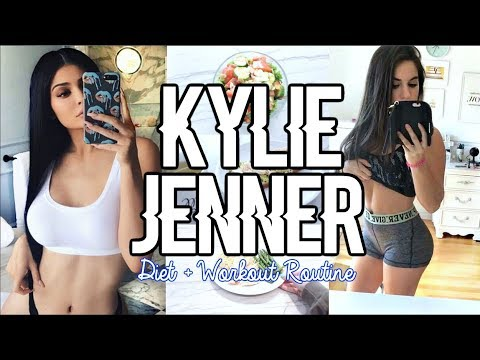 Trying KYLIE JENNER'S Diet & Workouts