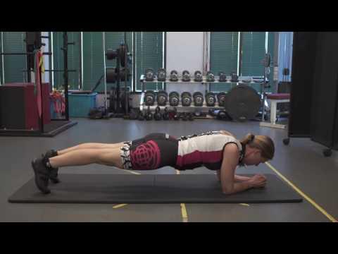 Mountain Bike Fitness Training | Core Building Exercises | UCHealth