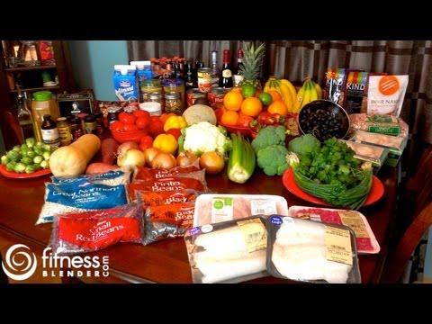 Fitness Blender Grocery Haul – What Does Fitness Blender's Diet Look Like?
